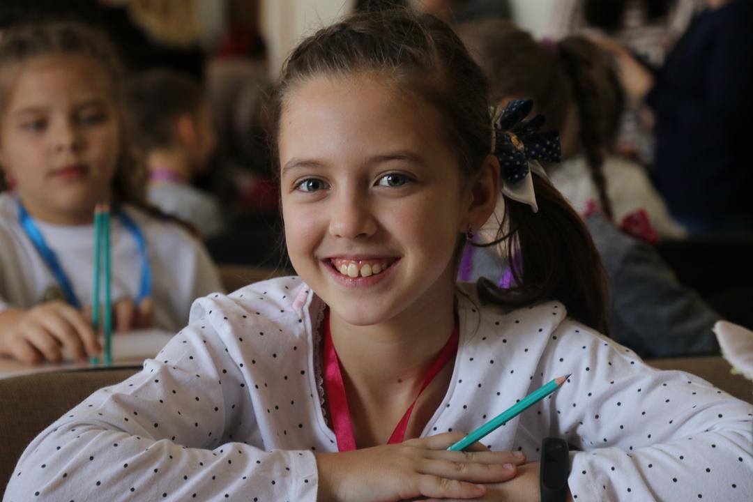 Республиканская  Олимпиада по ментальной арифметике состоялась в Феодосии