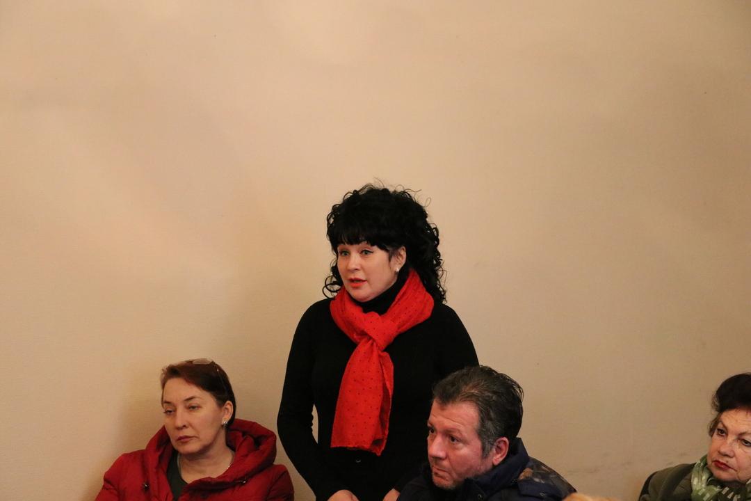 В пгт. Приморский состоялось выездное аппаратное совещание